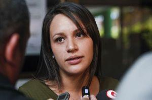 Diputada electa Silvia Sánchez
